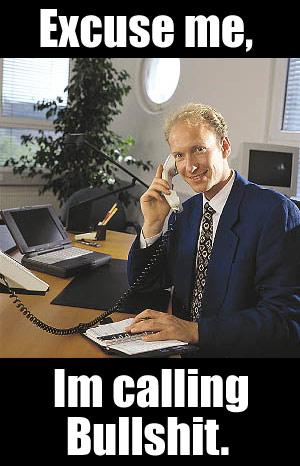 callingbullshit