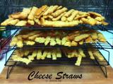 Cheese Straws in 10 steps- PP TBD by you