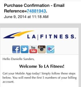 LAFitness