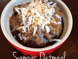 Samoas Oatmeal