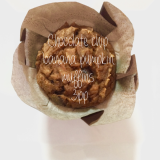 Chocolate Chip Banana Pumpkin Muffins 3pp