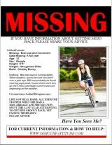 PLEASE HELP!!! MISSING PERSON: ExerciseNutjob
