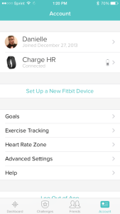 fitbitchargeaccount