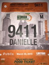 Publix Half MarathonRecap